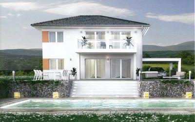 Neu zu bauendes Einfamilienwohnhaus in Weinitzen