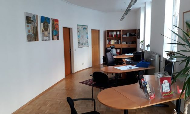 Büro Mitbenützung
