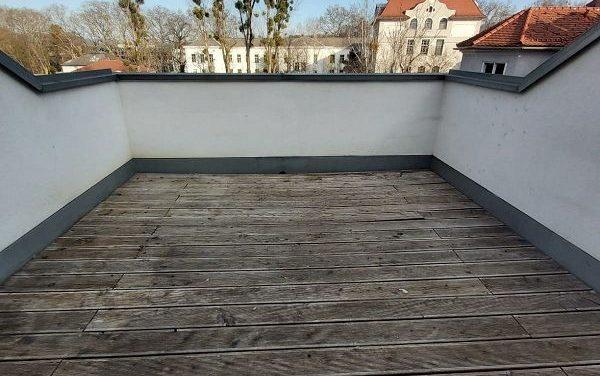 Aussergewöhnliche Dachterrassen Mietwohnung – Leonhardstraße